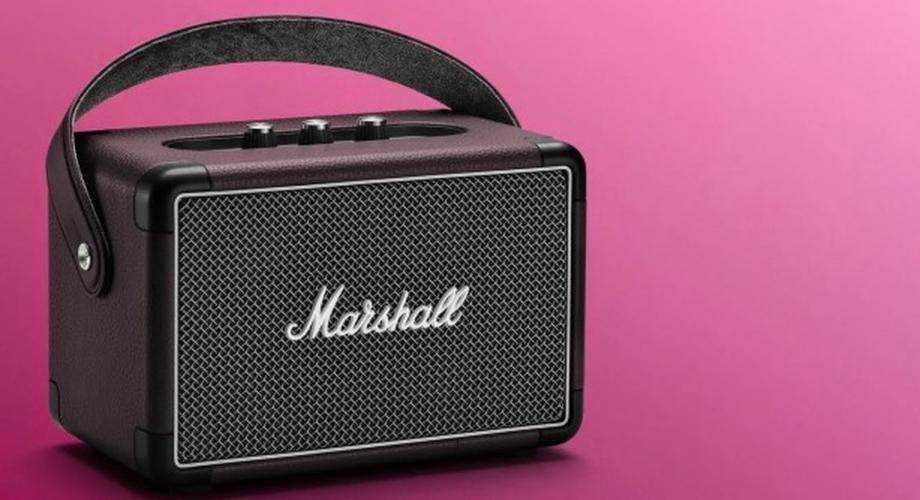 Marshall Kilburn II im Test: Bluetooth-Box mit Retro-Charme