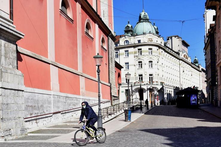 Korona virus u Sloveniji epa