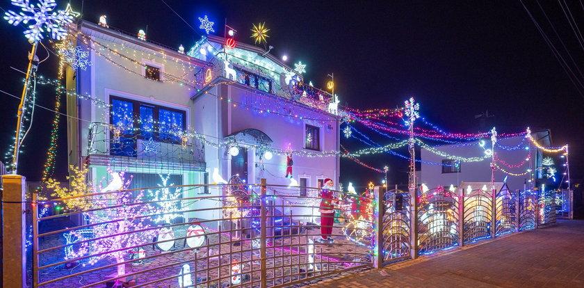 Dom jak z bajki na święta!