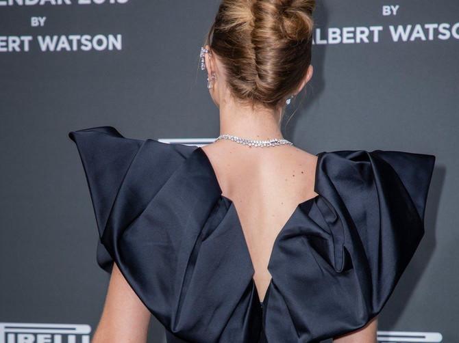 Naredna slika donosi MAGIJU od haljine: Pa Jelena, MAJSTOR SI!