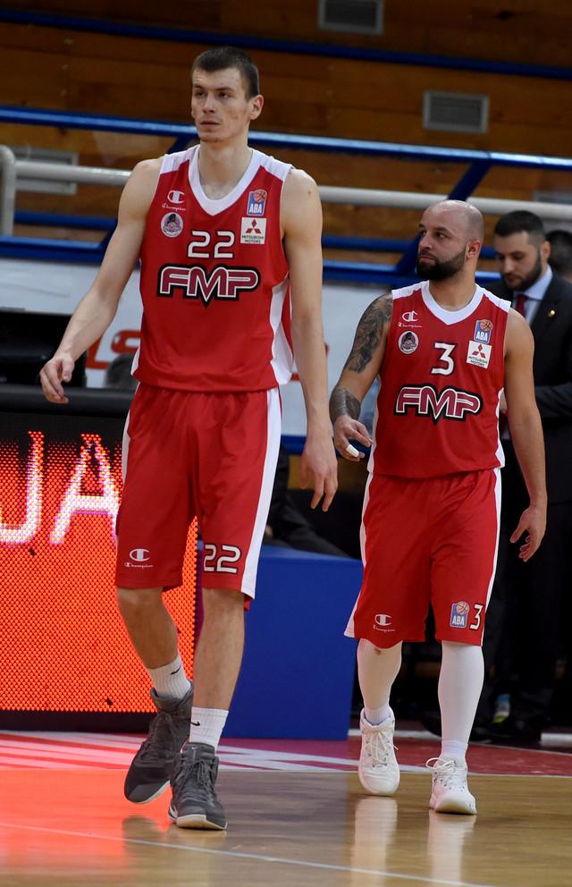 Boriša Simanić i Filip Čović