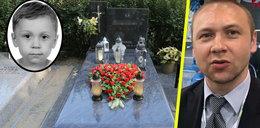 Zabił 5-letniego Dawidka. Tak teraz wygląda jego grób