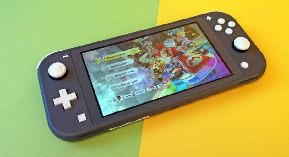Nintendo Switch Lite im Test: gute Handheld-Konsole