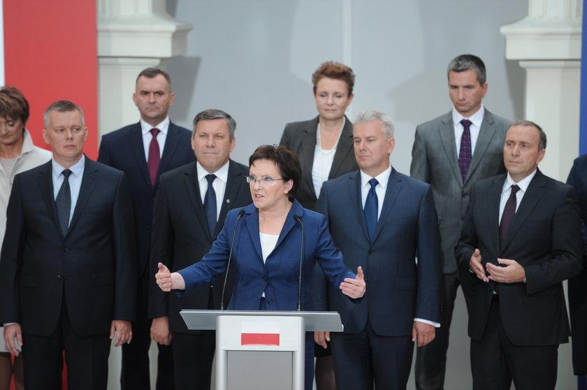 Nowy rząd