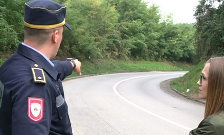 Kobna krivina Banjaluka-Prnjavor