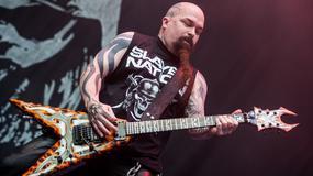Slayer na Jarocin Festival 2016 w lipcu
