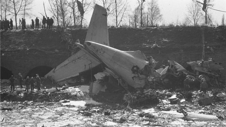 Katastrofa lotnicza w 1980 roku