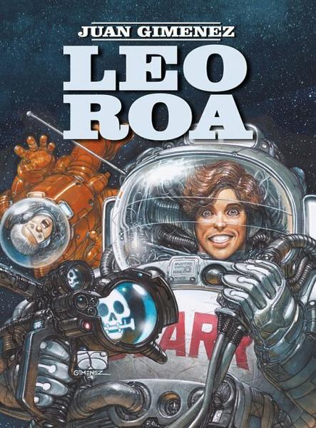 """""""Leo Roa"""" (okładka)"""