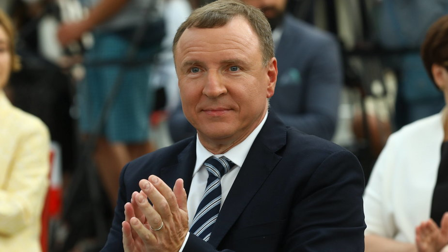 Jacek Kurski od piątku ma być znowu prezesem TVP