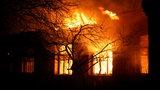 25-latek zginął uwięziony w płomieniach! Tragedia w Mysłowicach