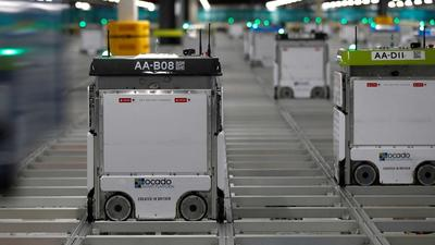 How Ocado went from understated British grocer to a $18.4 billion tech giant, as the coronavirus pandemic confirms the future of grocery shopping is online