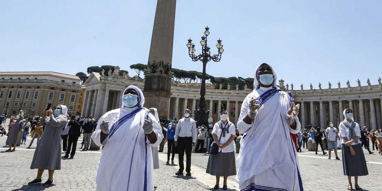 Rome Vatican coronavirus lockdown lifted