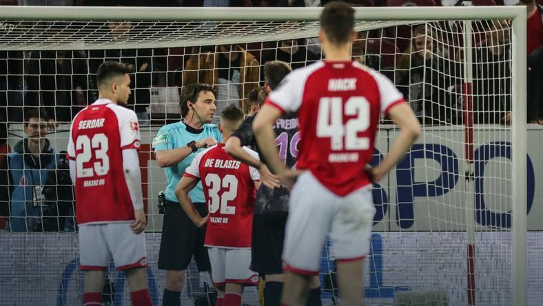 Piłkarze FSV Mainz