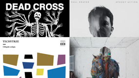 SLALOM PŁYTOWY #5: Dead Cross, Paul Draper, TeChytrze, UNKLE