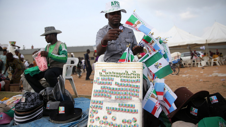 Muzułmańskie mecze w Nigerii