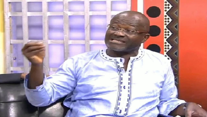 Member of Parliament (MP) for Assin Central Kennedy Ohene Agyapong