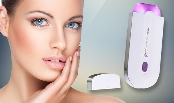 Finishing Touch epilator