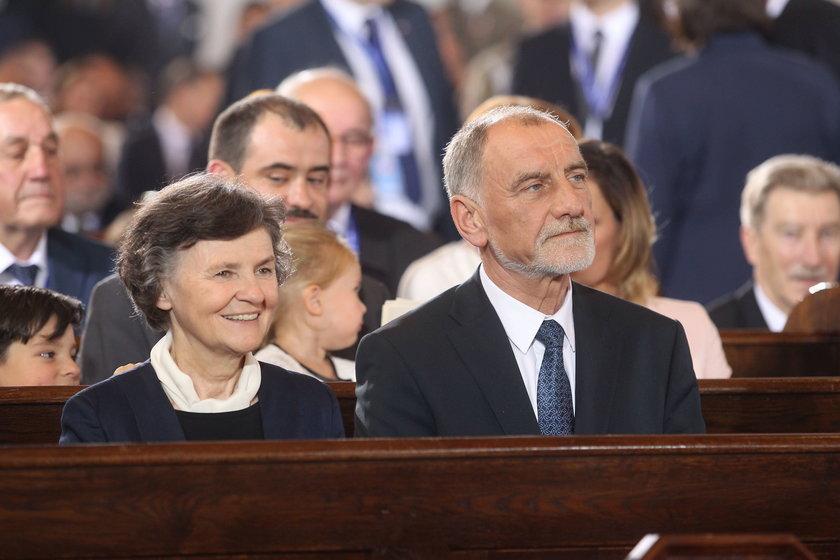 Rodzice prezydenta Dudy