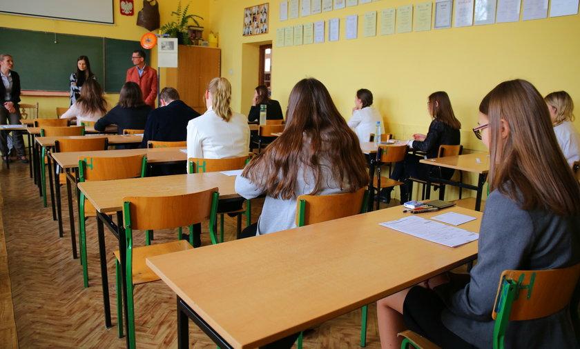 Egzamin gimnazjalny 2018. Tragedia na matematyce