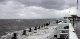 Do Gdańska zbliża się orkan!