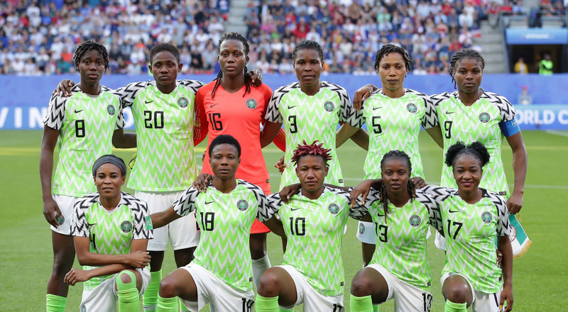 Resilience was not enough for Super Falcons but they showed marked improvement against France