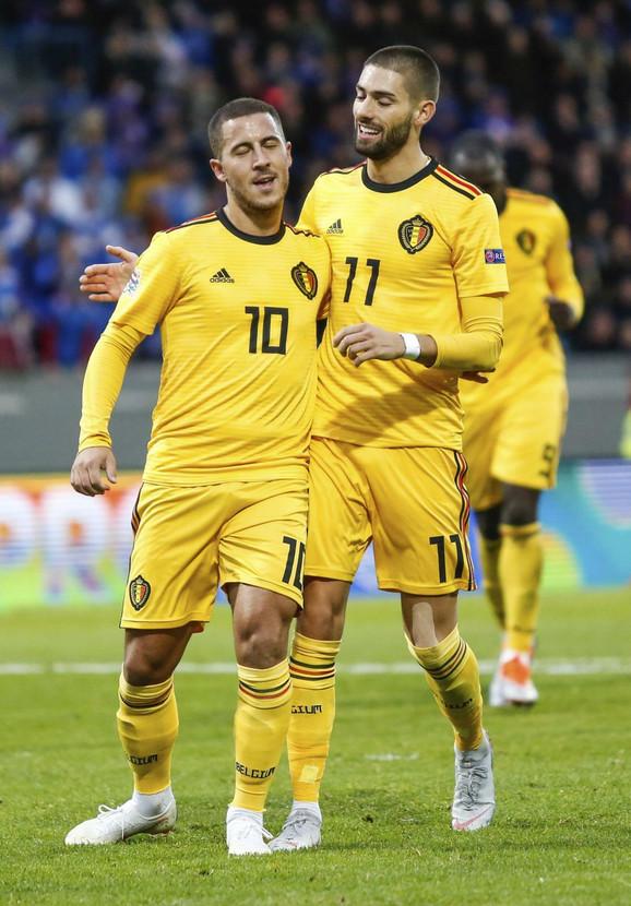 Belgijanci su pobedom otpočeli nastup u Ligi nacija