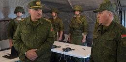 Łukaszenka rozmieszcza wojsko na granicy z Polską!