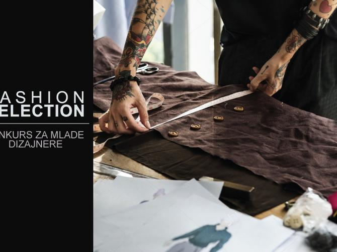 Konkurs za modne dizajnere na 31. Fashion Selectionu