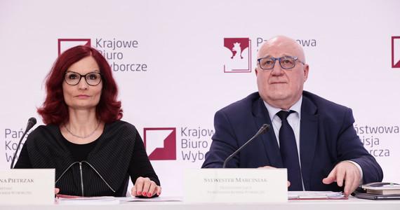 Wybory 2020. Oficjalne wyniki wyborów. Konferencja PKW