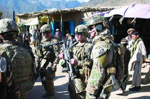 Rat sa talibanima naštetio je američkoj vojsci