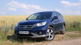 Honda CR-V 1.6 i-DTEC: mały może więcej