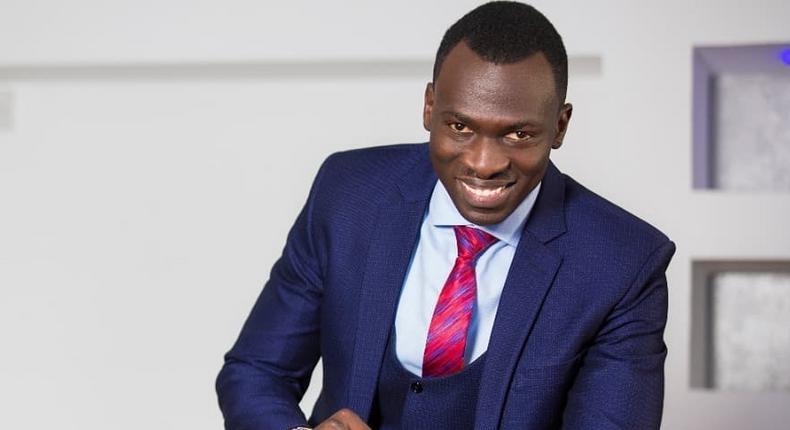 Citizen TV's Trevor Ombija