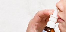 Masz ten lek? Jest niebezpieczny! GIF wycofuje aerozol na katar