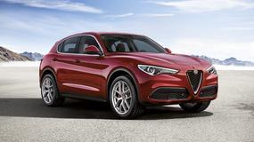 Alfa Romeo Stelvio - ruszyło zbieranie zamówień