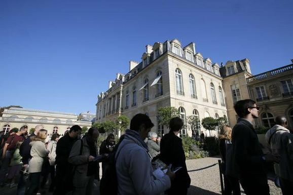 Jelisejska palata u Parizu