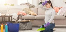 Sprzątanie mieszkania to dla ciebie koszmar? Przeczytaj to koniecznie!
