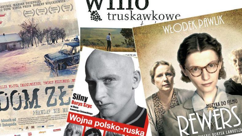 Najlepsze polskie filmy 2009 roku