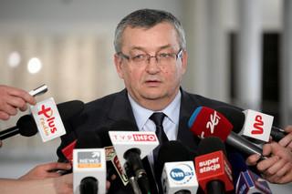 Minister transportu: Rząd nie zapomina o przedsiębiorcach drogowych