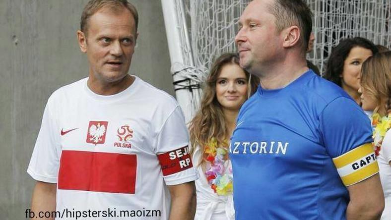 Po dochodzeniu przeprowadzonym przez specjalną komisję do badania molestowania i mobbingu, Kamil Durczok stracił pracę w stacji TVN. Donald Tusk ma więc dla dziennikarza inną propozycję.