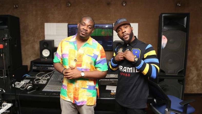 The atmosphere was the type Iyanya needed, loving and comforting, when he joined Mavin Records from his former label Made Men Music Group.