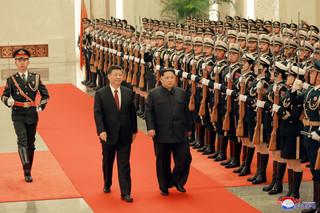 Nietypowy gest Kima: Przeprasza za wypadek chińskich turystów