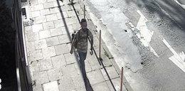 Zboczeniec napadł na kobietę w centrum Łodzi. Znasz go?