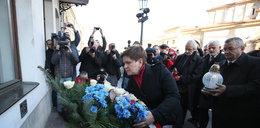 Piękny gest Szydło pod konsulatem Francji