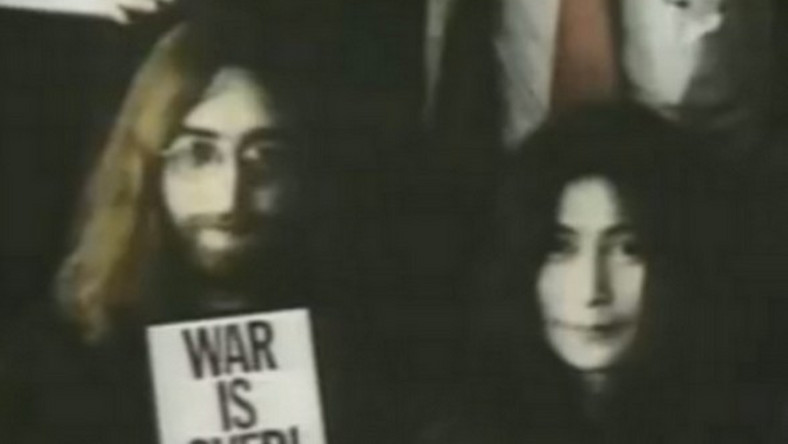 Lennon i Yoko