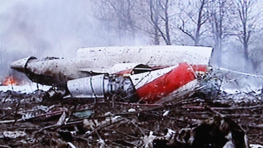 Nowy świadek katastrofy smoleńskiej: samolot leciał i płonął