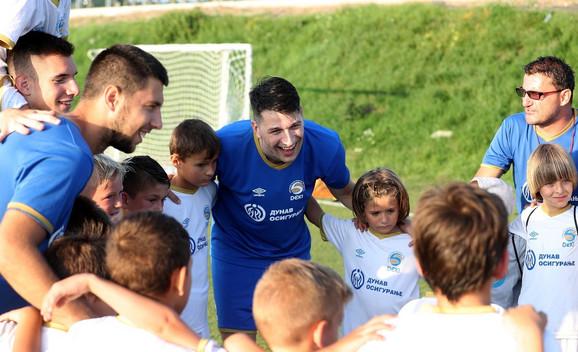Viktor Savić sa kamperima