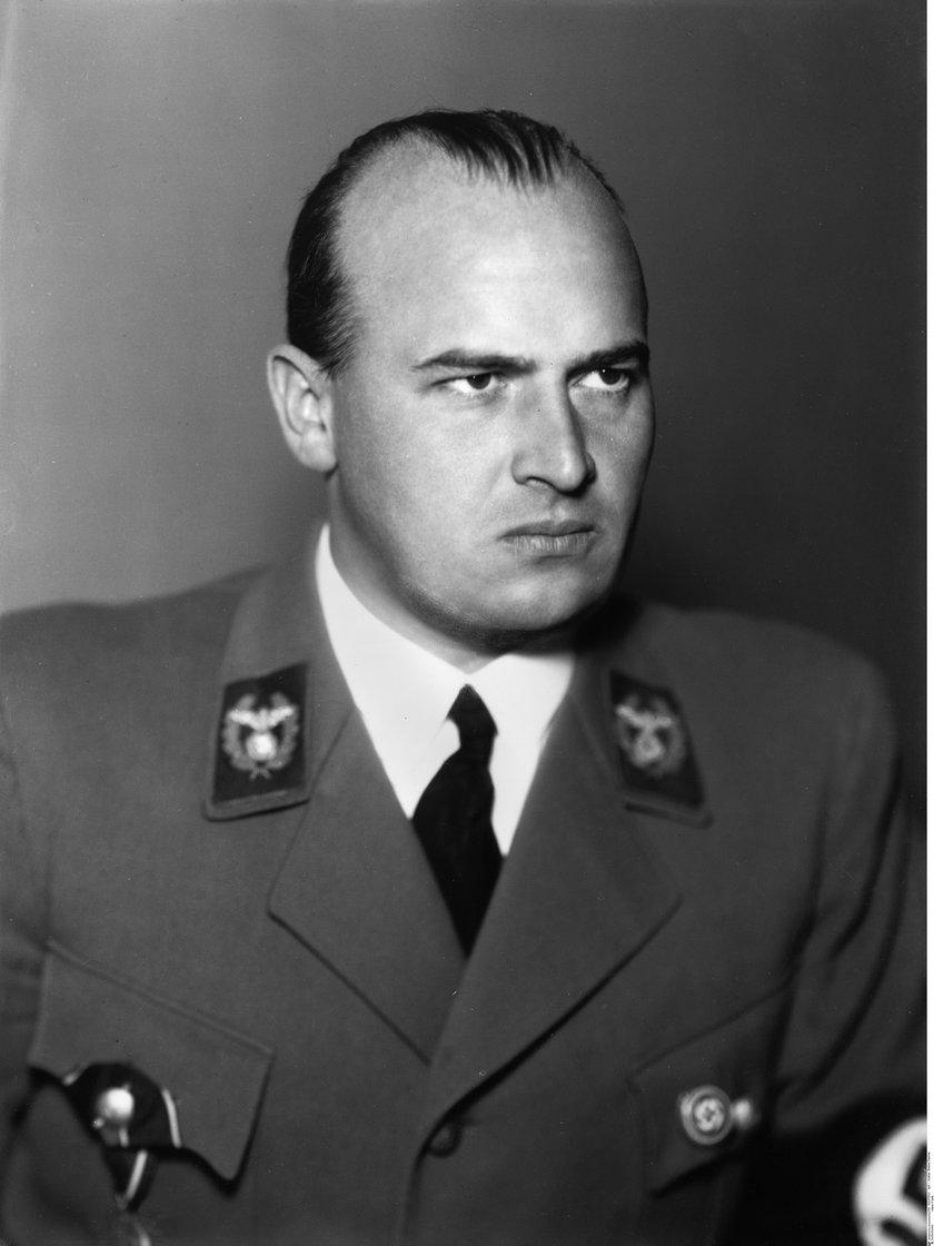 """Skandaliczna informacja w brytyjskiej gazecie: """"polski morderca Hans Frank"""""""