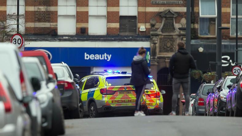 Atak terrorystyczny w Streatham