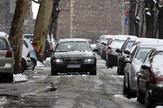 Sneg na putu i otežana vožnja