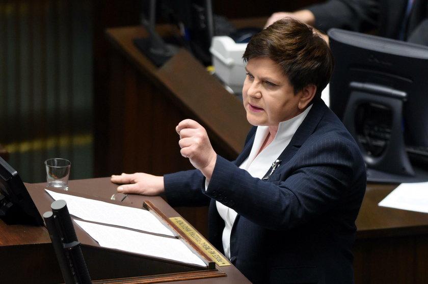 Beata Szydło (57 l.), PiS